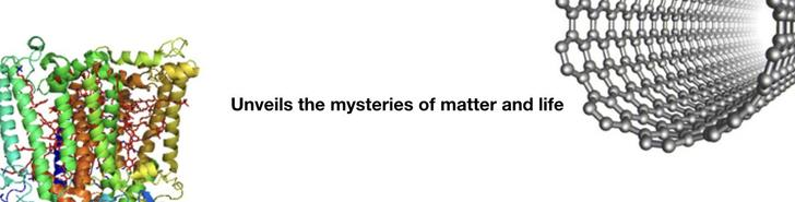 Unveils the mysteries of matter and life