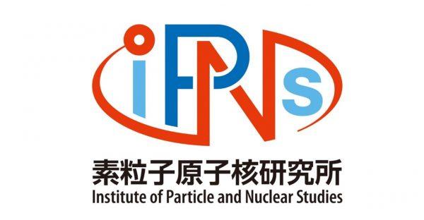 素粒子原子核研究所のロゴマークが誕生しました