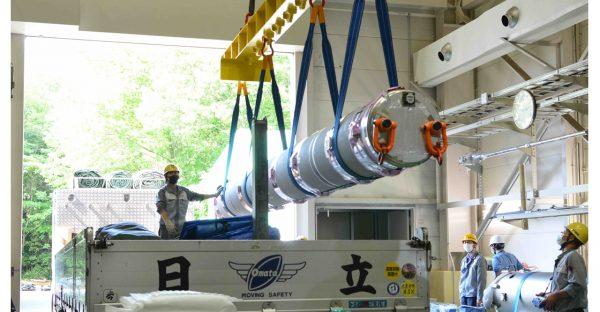 LHC高輝度化アップグレードのための超伝導磁石「D1」実証機の性能評価が始まりました!